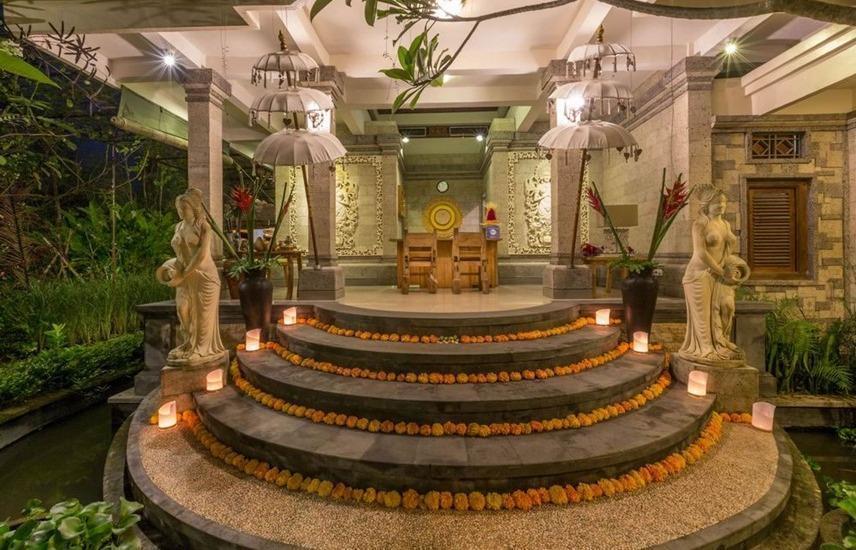 Om Ham Resort & Retreat Bali - Eterior