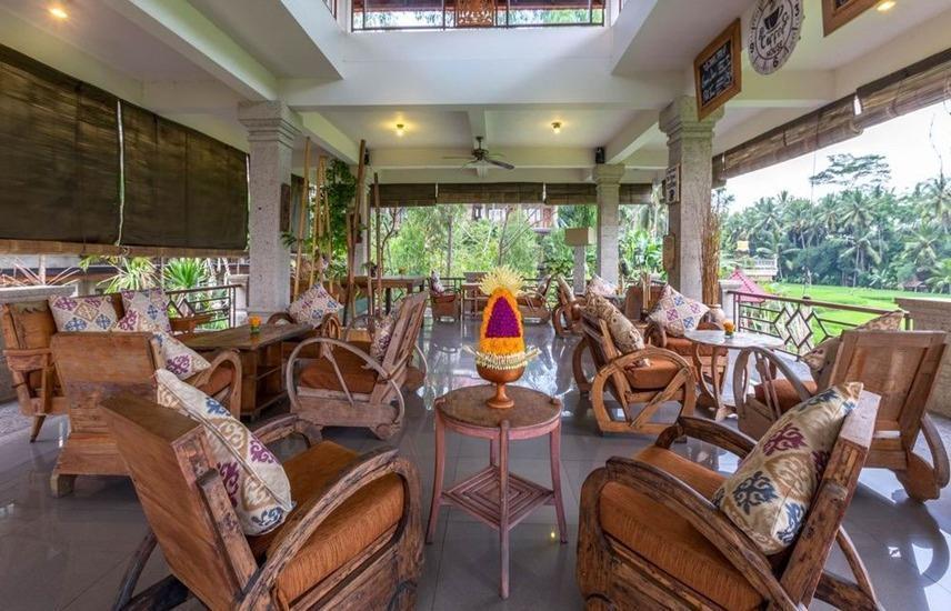 Om Ham Resort & Retreat Bali - Restoran