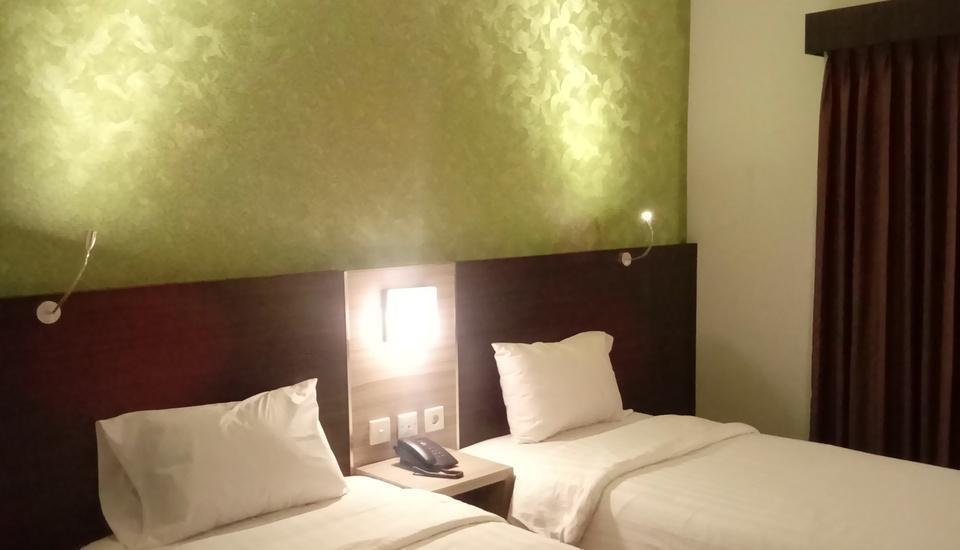 Jodipati Hotel Bengkulu - Kamar Smart Twin