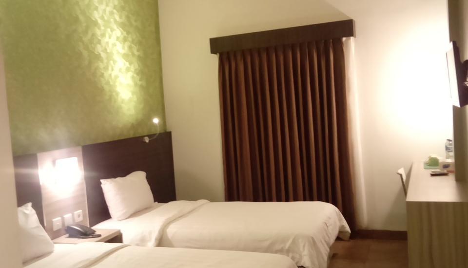 Jodipati Hotel Bengkulu - Kamar Twin Smart
