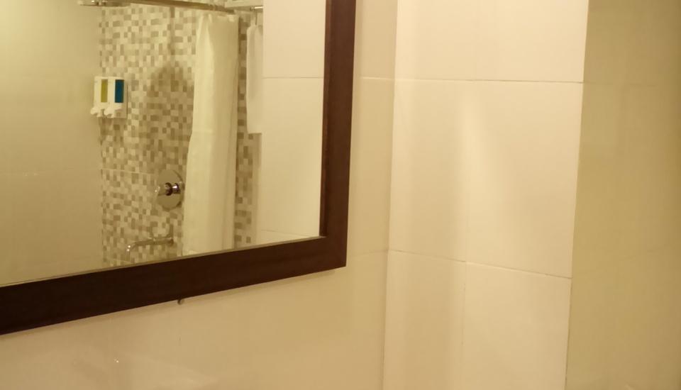 Jodipati Hotel Bengkulu - Wastafel dari kamar smart