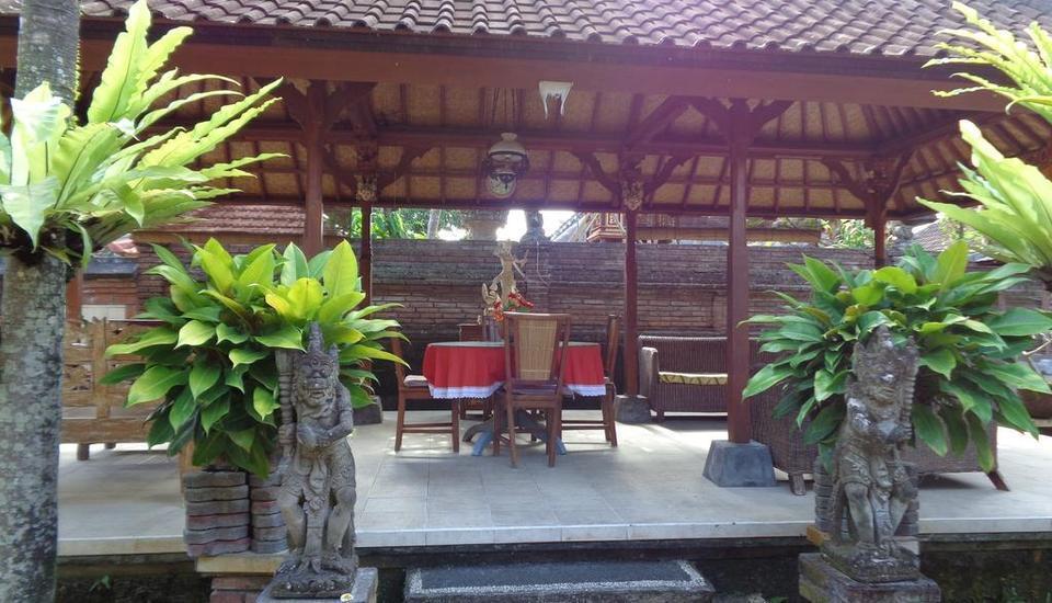 Puri Anyar Heritage Bali - Ruang tamu