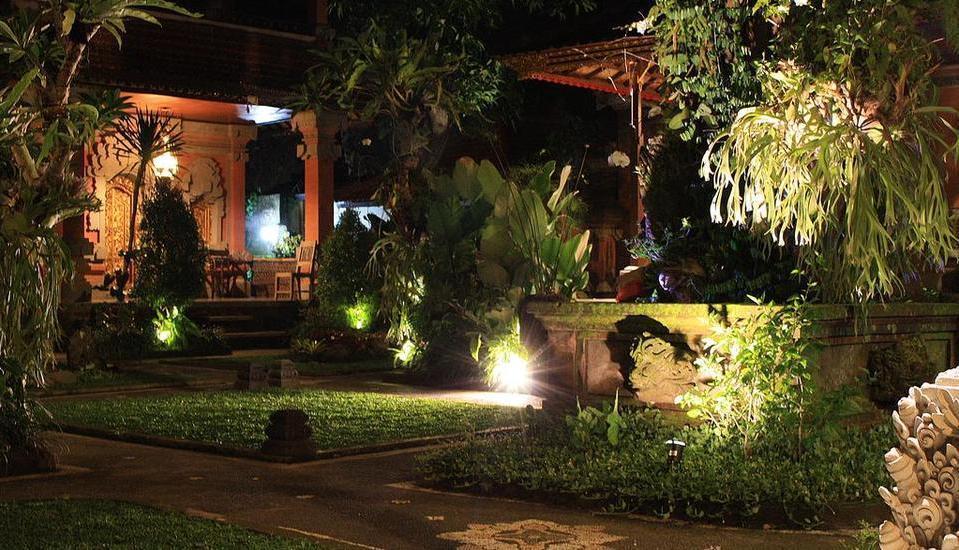 Puri Anyar Heritage Bali - Taman