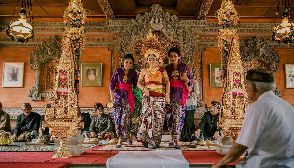 Puri Anyar Heritage Bali - Pernikahan Anggota Kerajaan Ubud di Puri Anyar
