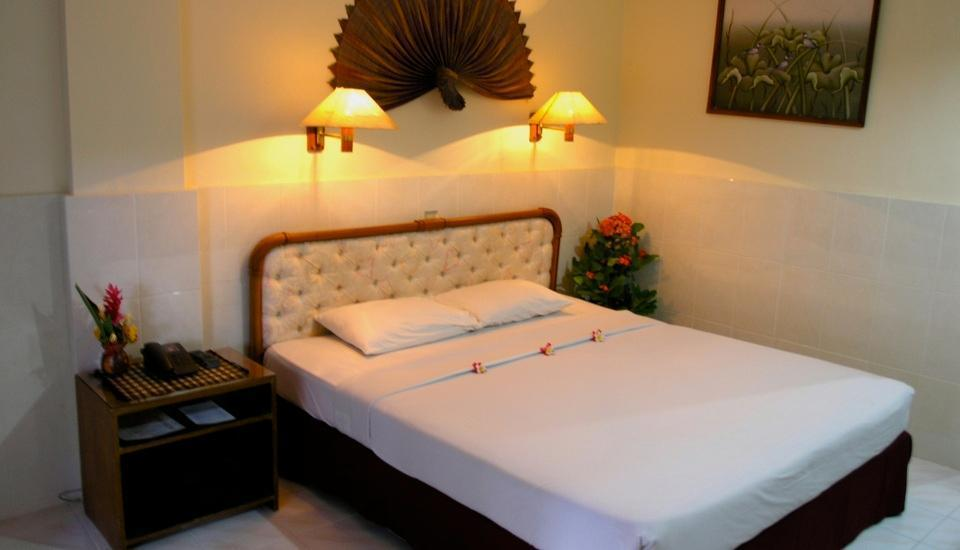Palm Beach Hotel Kuta  - Standard Room Only Basic Deal Promo