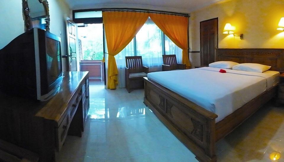 Palm Beach Hotel Kuta  - Superior Room Basic Deal Promo