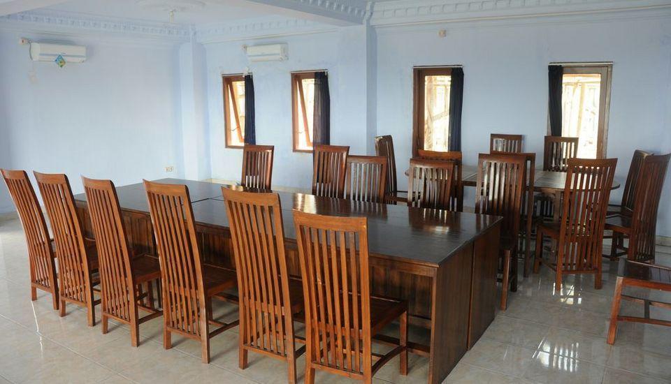 Wijaya Hotel Yogyakarta - Restaurant