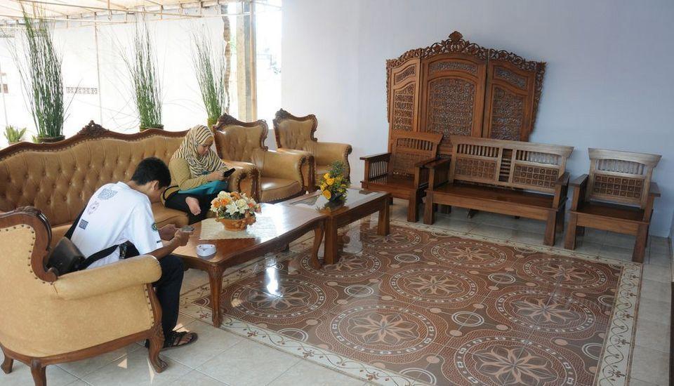 Wijaya Hotel Yogyakarta - Lobi