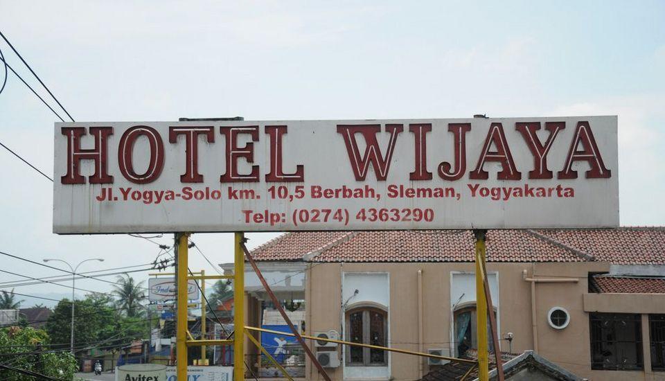 Wijaya Hotel Yogyakarta - Tampilan Luar