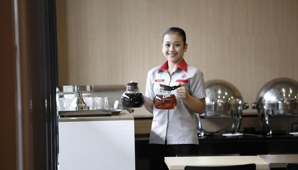 Amaris Hotel Serpong Tangerang - kedai kopi