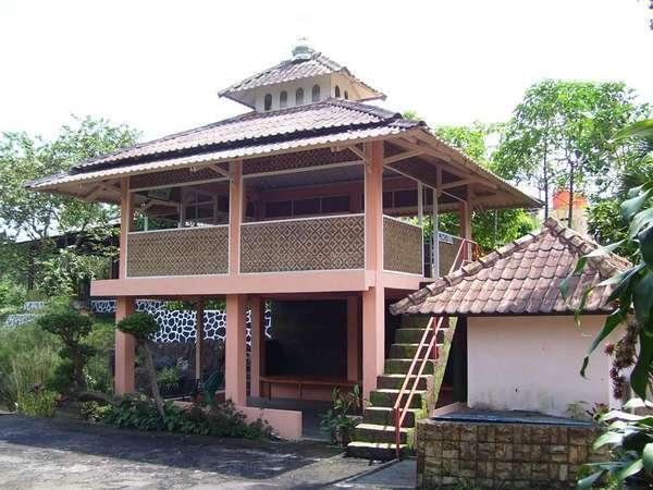 Aquarius Orange Resort Bogor - Masjid