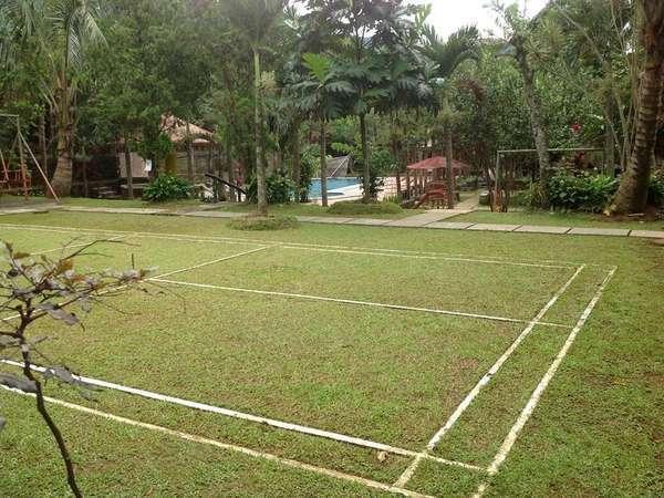 Aquarius Orange Resort Bogor - Lapangan Bulutangkis