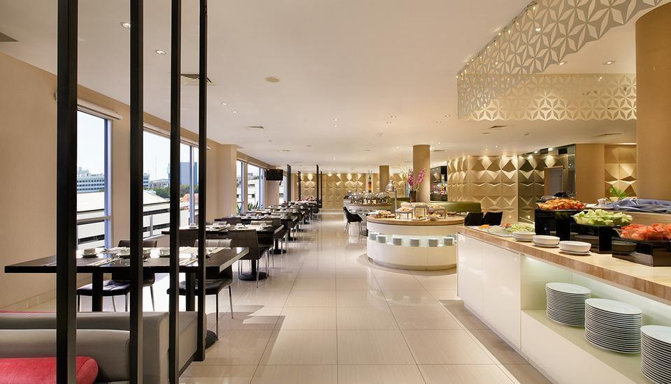 Crown Prince Hotel Surabaya - RESTORAN
