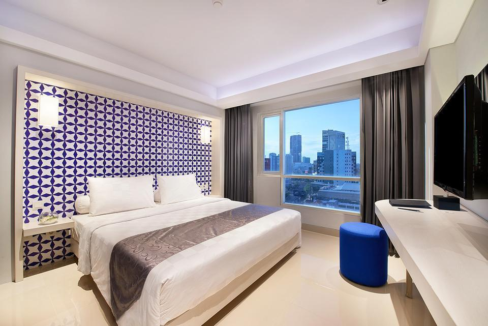 Crown Prince Hotel Surabaya - Cozy King