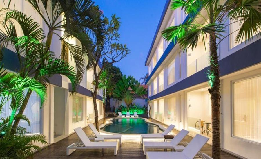 Coast Boutique Apartments Bali - Kolam Renang