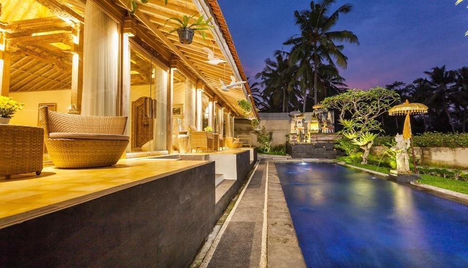 Tri Dewi Private Residence Bali - Pool