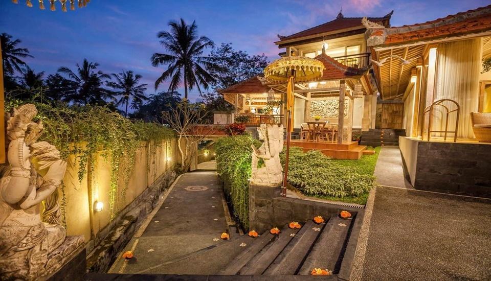 Tri Dewi Private Residence Bali - Exterior
