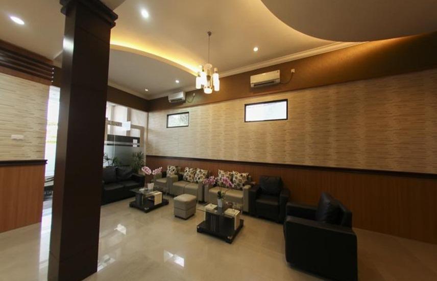 Grand Citra Hotel Tarakan - Ruang tamu