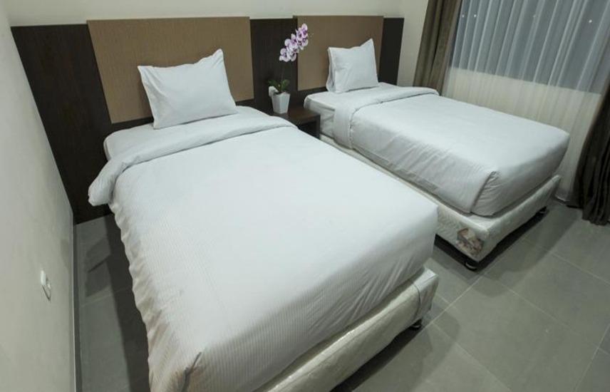 Grand Citra Hotel Tarakan - Kamar