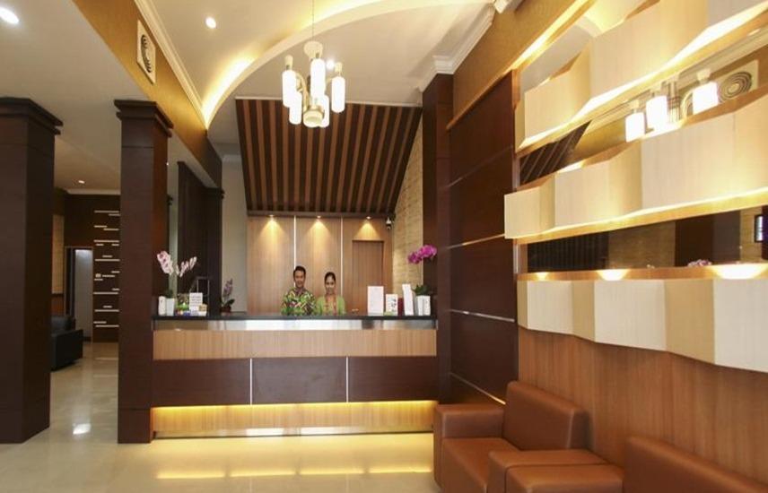 Grand Citra Hotel Tarakan - Lobi