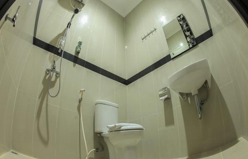 Grand Citra Hotel Tarakan - Kamar mandi