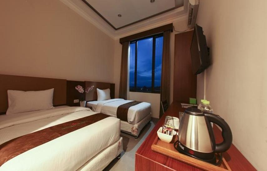 Grand Citra Hotel Tarakan - Smile Room Regular Plan