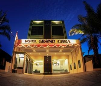 Grand Citra Hotel Tarakan - Exterior Room