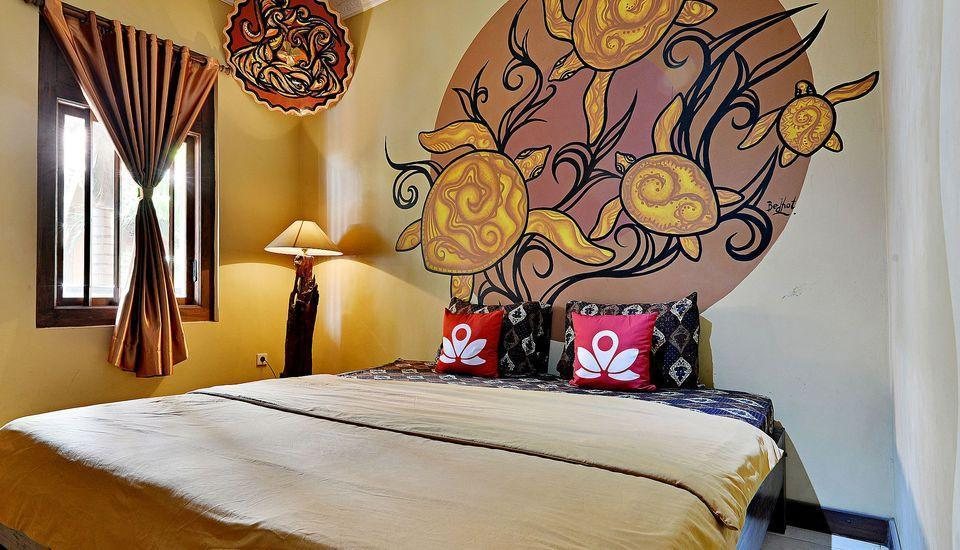 ZenRooms Malioboro Sosrowijayan Wetan - Double Room Only Regular Plan