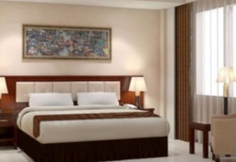 Q Grand Dafam Syariah Banjarbaru - Deluxe Room Regular Plan