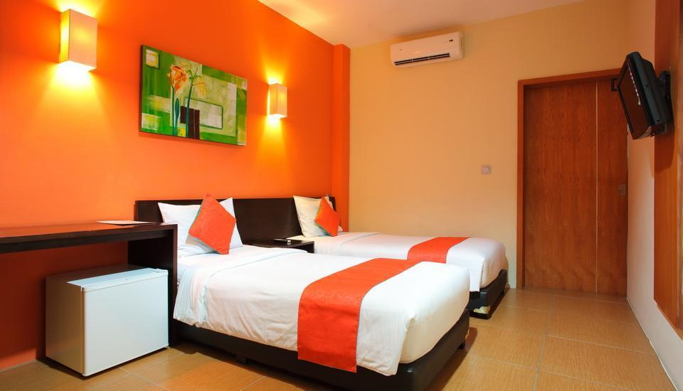 Spazzio Hotel Bali - Superior Room Only Regular Plan
