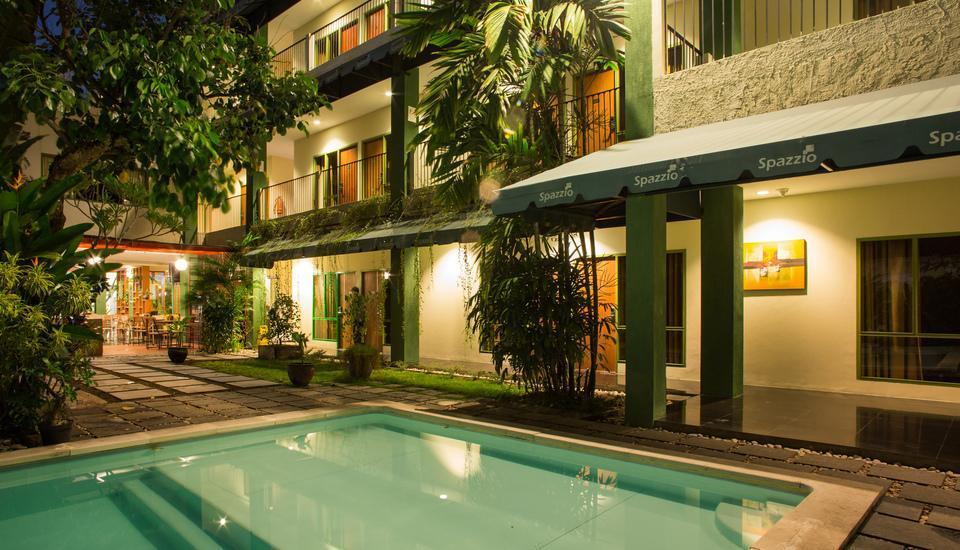 Spazzio Hotel Bali - Swimming pool 3
