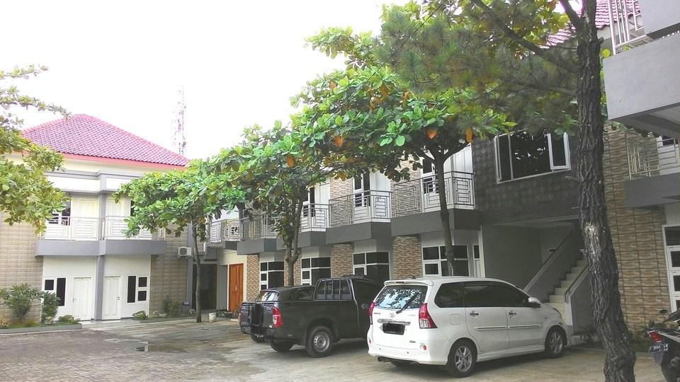 Hotel Khalsa Indah Purwakarta - Tampak Depan
