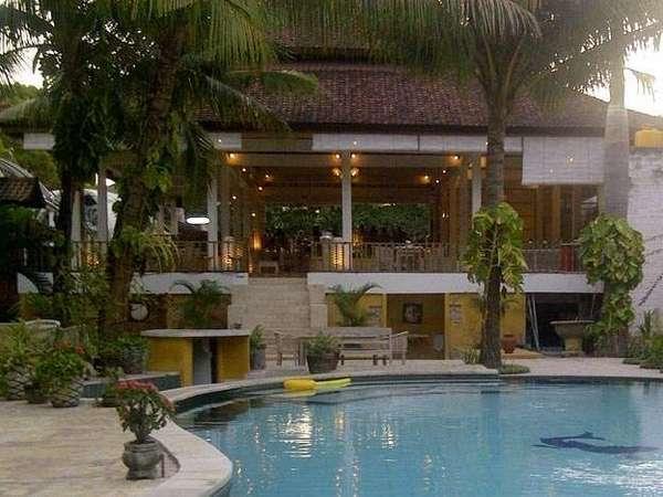 Jeje Resort Bali - Kolam Renang
