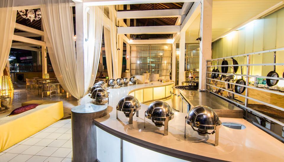 Jeje Resort Bali - Restaurant