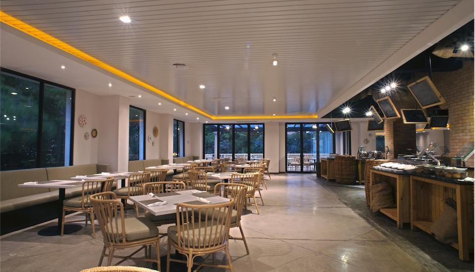 Royal Padjadjaran Hotel Bogor - Passar Bogor Restoran