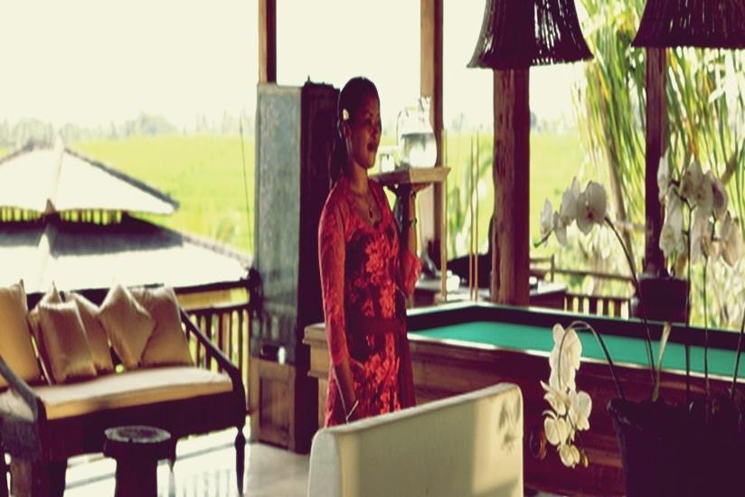Tangguntiti Villas Bali - Layanan Hotel