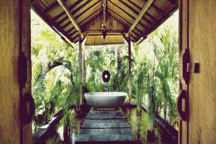 Tangguntiti Villas Bali - Kamar Mandi