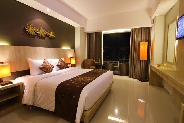 The Kana Kuta Hotel Bali - Deluxe Balkon
