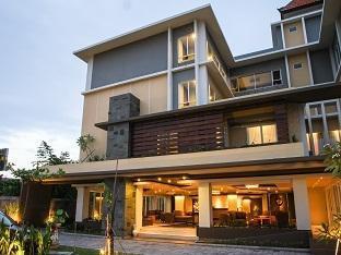 The Kana Kuta Hotel Bali - Bangunan hotel