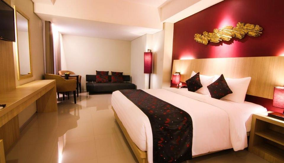 The Kana Kuta Hotel Bali - Deluxe Keluarga with Buffet Breakfast KANAmazing Promo