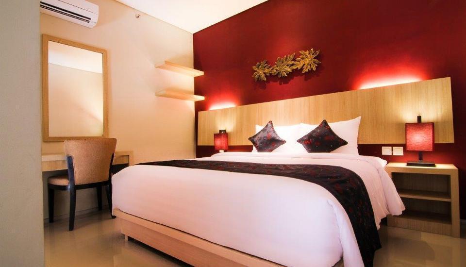 The Kana Kuta Hotel Bali - Kamar Keluarga Duplex Double