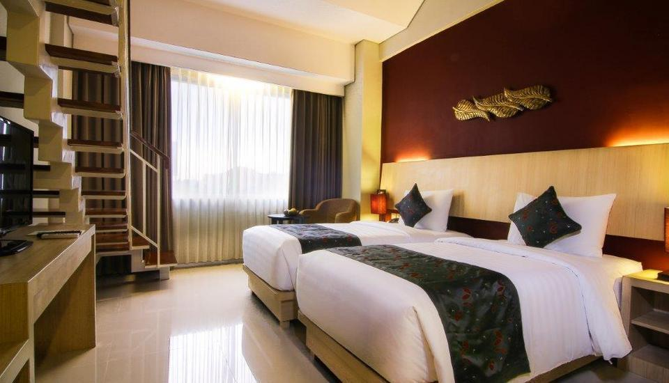 The Kana Kuta Hotel Bali - Family Duplex with Buffet Breakfast KANAmazing Promo