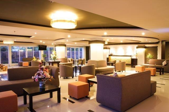 The Kana Kuta Hotel Bali - Lobby Tampak Samping