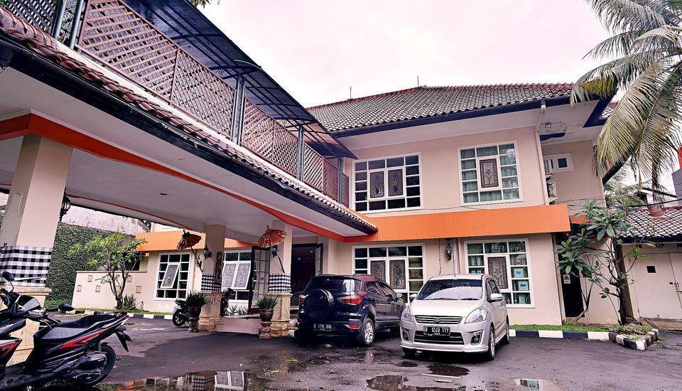 ZEN Rooms Pejaten Raya Jakarta - eksterior