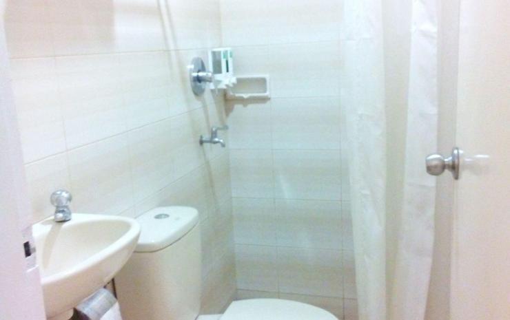 NIDA Rooms Alang Laweh 15 Padang - Kamar mandi