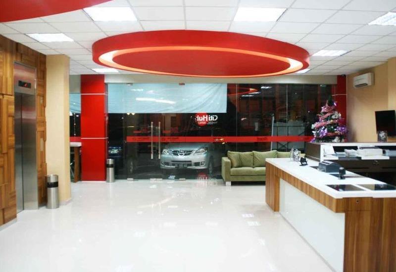 Hero Hotel Ambon - Lobi