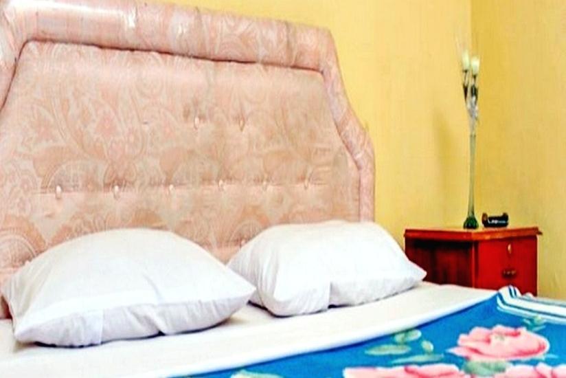 Kolongan Beach Hotel Manado - Standar Tempat Tidur Double