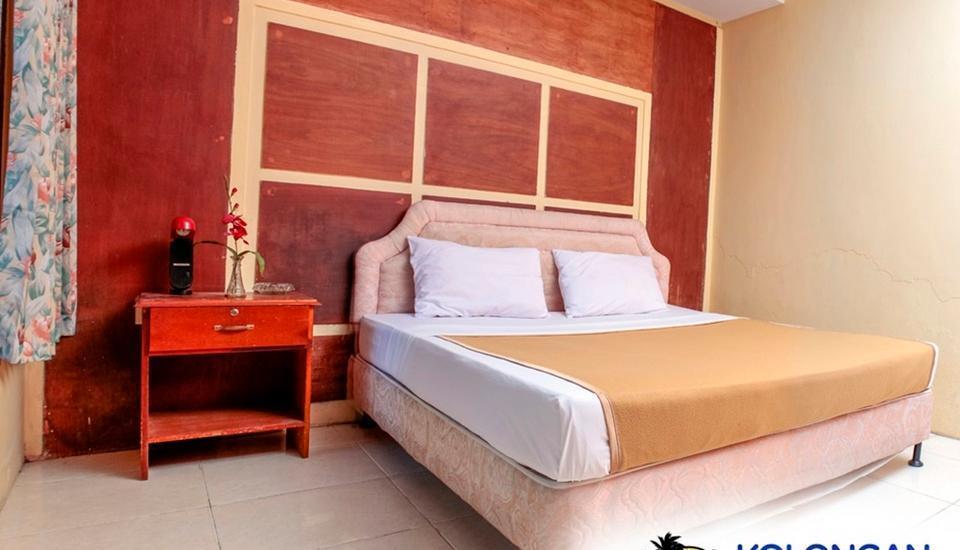 Kolongan Beach Hotel Manado - Kamar Tamu