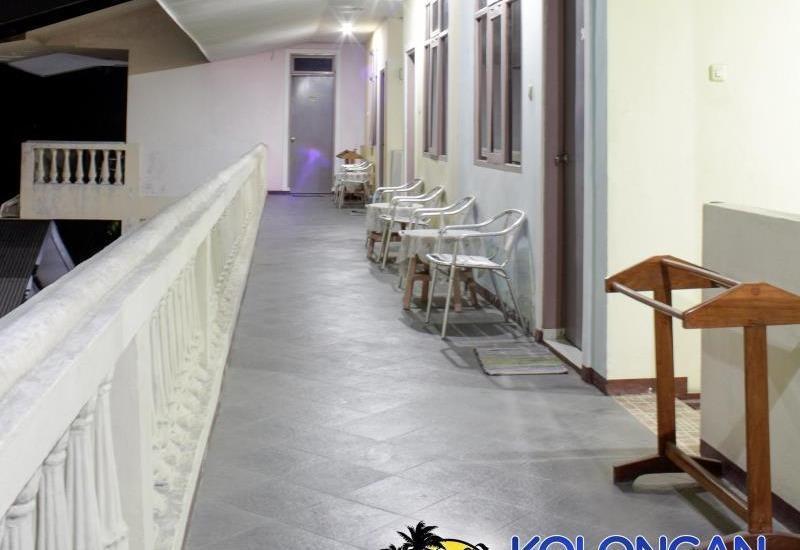 Kolongan Beach Hotel Manado - Coridor