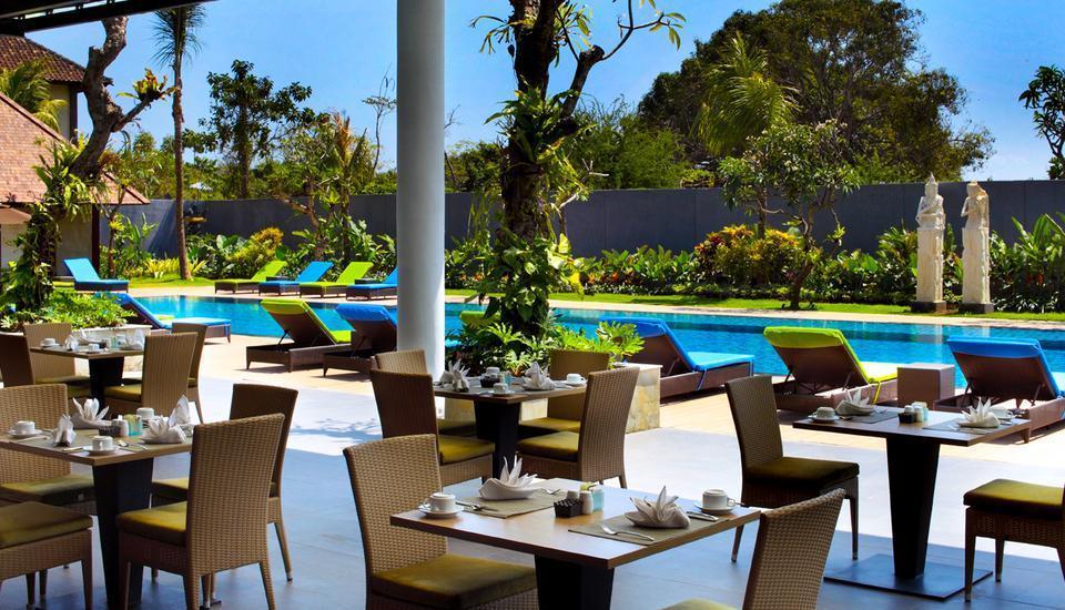 Santika Siligita Bali -  Restoran